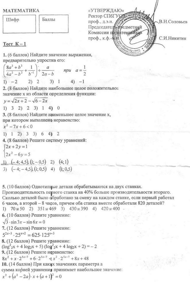 INeedHelp.ru - Высшая